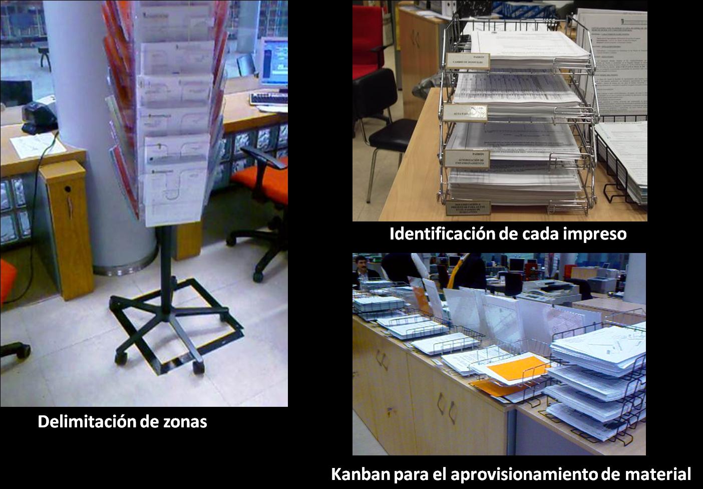 5s en lugar de trabajo for Empleo limpieza oficinas