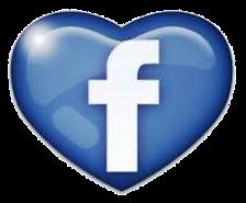 Ảnh bìa FB, heart FB