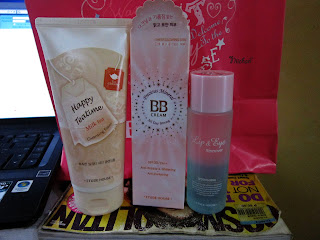 Etude House, Cleansing Foam, BB Cream, Make-up Remover