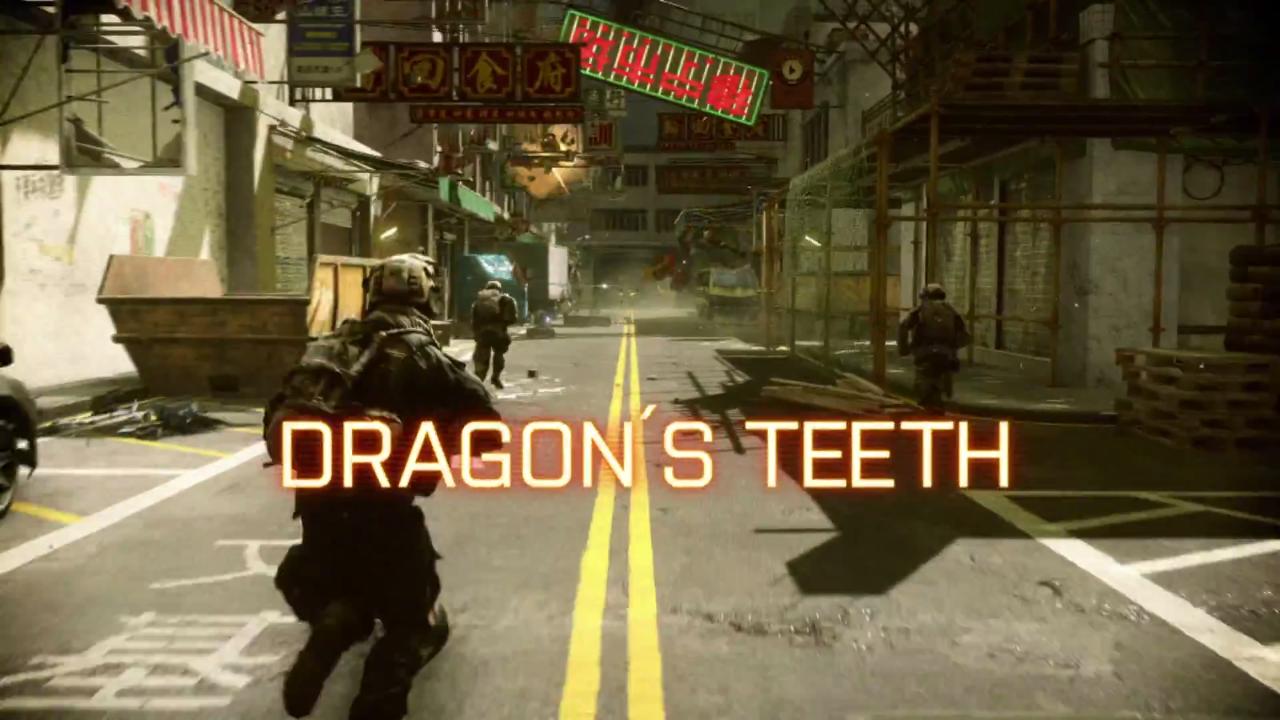 DLC Dragon's Teeth já tem data de lançamento