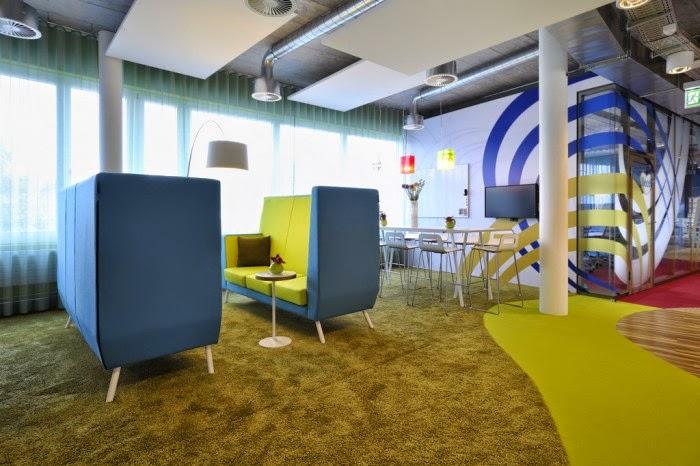 Unilever Switzerland Office Interior Design Ideas 2