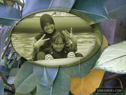 Efek Bingkai Foto Photoshop