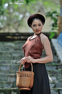 Thai nha van lo nhu hoa 007 Trọn bộ ảnh Thái Nhã Vân lộ nhũ hoa cực đẹp