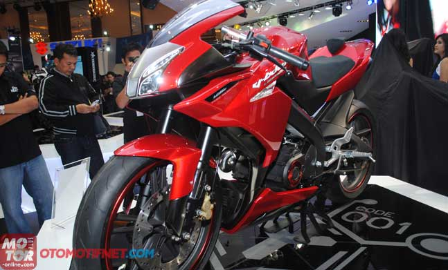 Modif Yamaha New Vixion Lightning Reviewed by Anggara Widhitomo on  title=