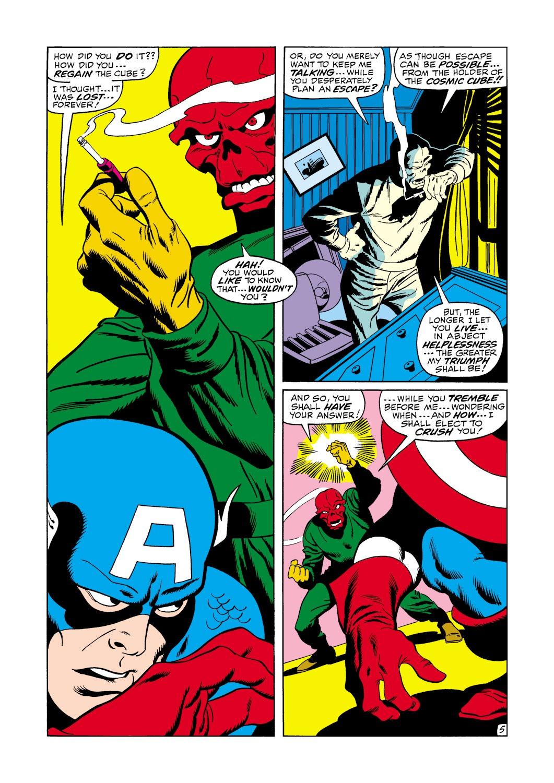 Captain America (1968) Issue #115 #29 - English 6