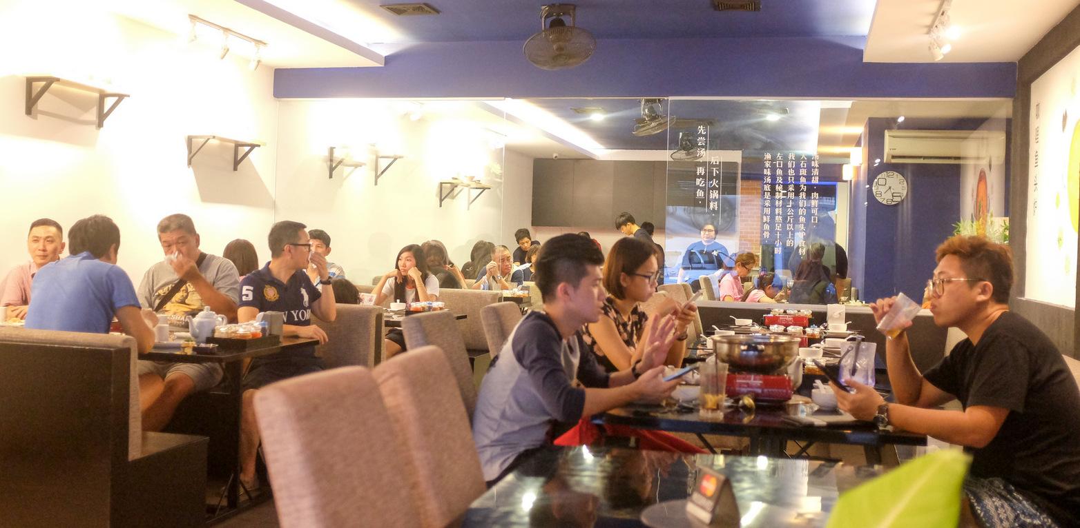 Eat Drink KL: Yugami Steamboat @ Sri Petaling