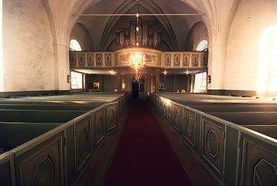 Tom kyrka. Foto: Anette K CC BY-SA
