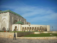 King Hassan II Grand Mosque