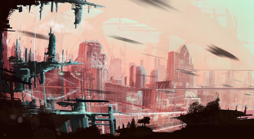 Nihils -  Nomad Illustrator/concept Artist