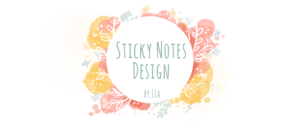 Sticky Notes Design