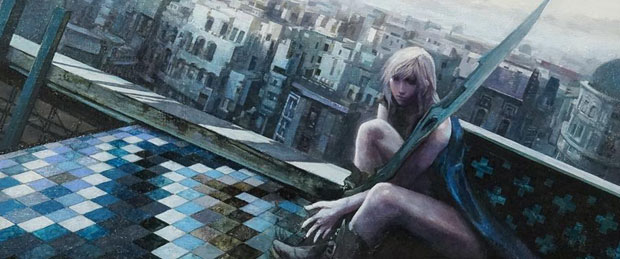 Lightning Returns: Final Fantasy XIII Gameplay Demo