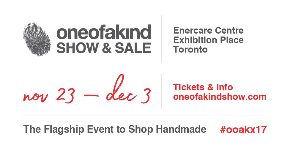 ONE OF A KIND SHOW AND SALE - CHRISTMAS 2017