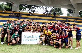 SCB U18 Schools 7s 2013