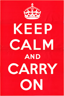Original Poster: Keep Calm and Carry On