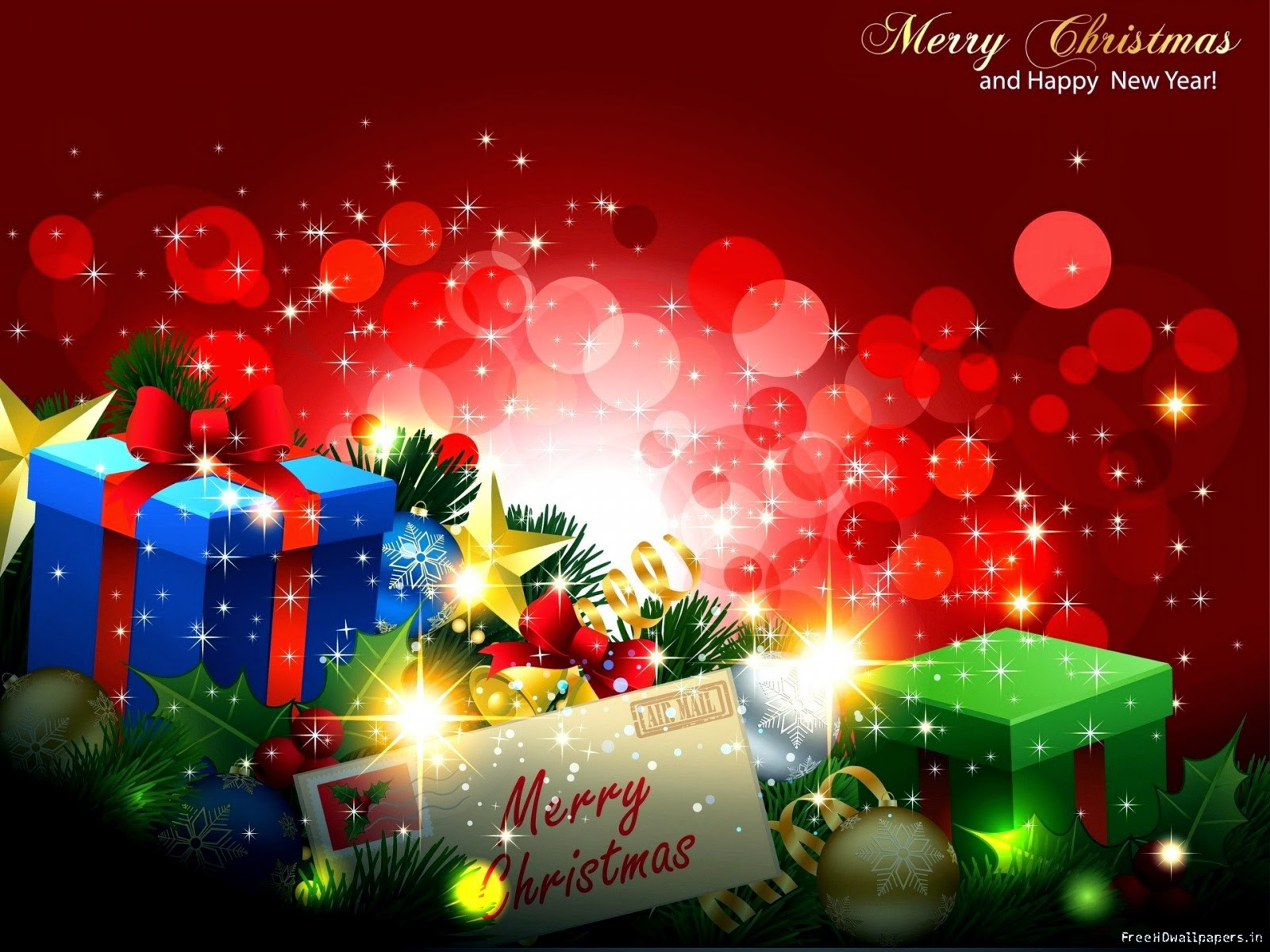 Happy Christmas 2015 HD Wallpapers