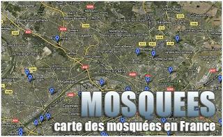 Liste des mosquées de France