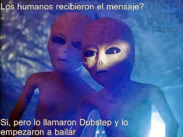 Una sola explicación Aliens