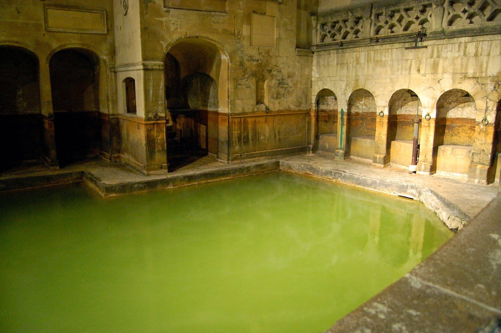 A bath at Aquae Sulis