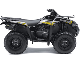 2013 Kawasaki Brute Force 650 4x4 ATV pictures 2