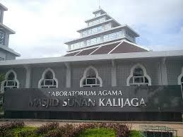 masjid sunan kalijaga
