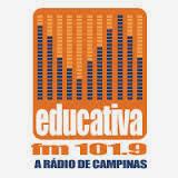 ouvir a Rádio Educativa FM 101,9 Campinas SP