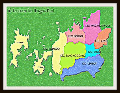 kecamatan manggarai barat