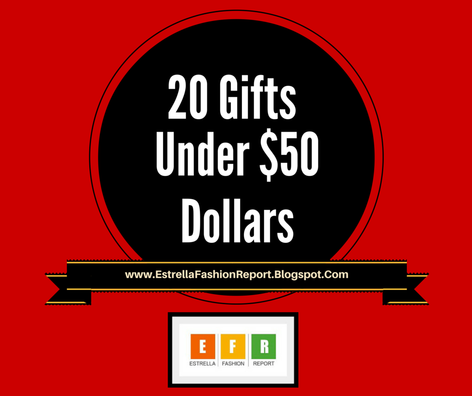 20 Gifts Under 50 Dollars For The 2014 Holidays Fashion