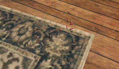 Mod Ejected Gun Shells