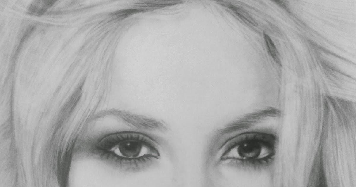 Los Dibujos de Roseta: SHAKIRA Shakira
