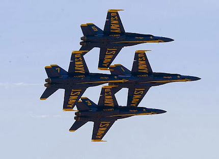 THE BLUE ANGELS 2014 AIR SHOW SEASON BEGINS MARCH 15