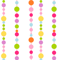 free party pattern paper