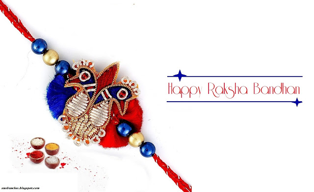 Happy Rakhi Day 2015