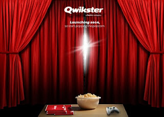 netflix separates dvd business as 'qwikster', adds video games