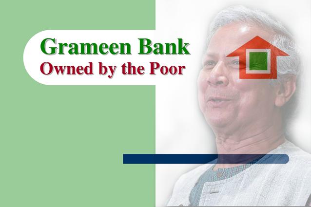 Grameen Bank dan Muhammad Yunus