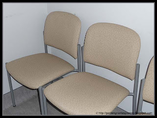 hospital waiting room chairs