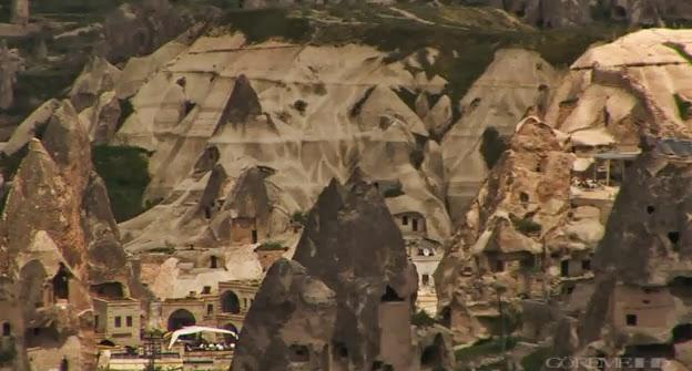 Kapadokya Peri Bacaları