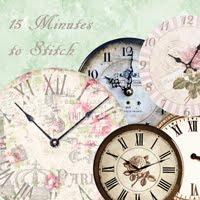 Sunday reveal 15 min. To Stitch