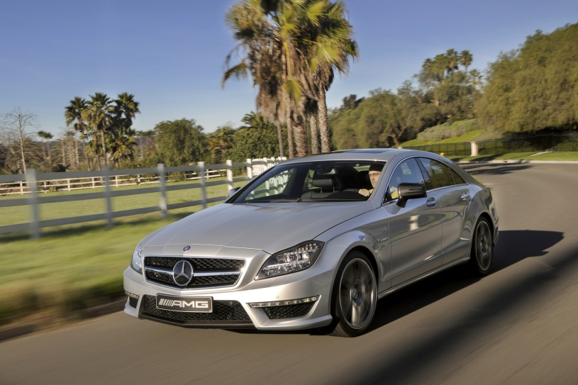 Auto 2012 mercedes benz cls63 amg first for 2011 mercedes benz cls63 amg