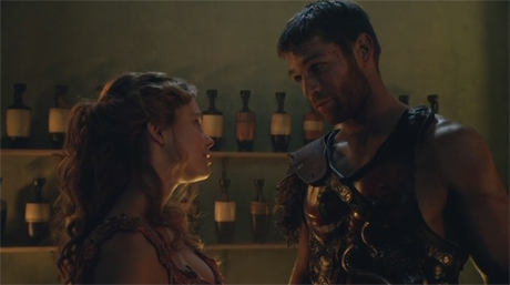 Spartacus - War of the Damned 3x08 - Separate Paths