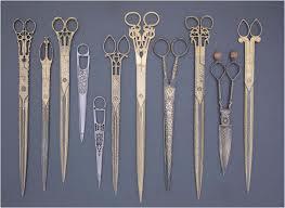 Resultado de imagen para historia de las tijeras de peluqueria