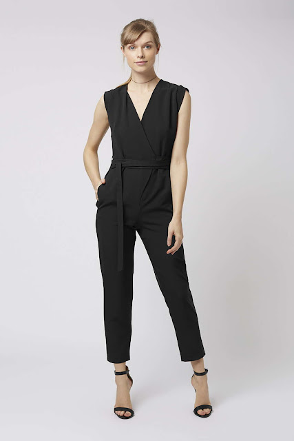 black judo jumpsuit, topshop black jumpsuit, black wrap jumpsuit,