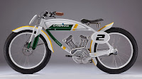 Caterham Bikes Classic E-Bike side