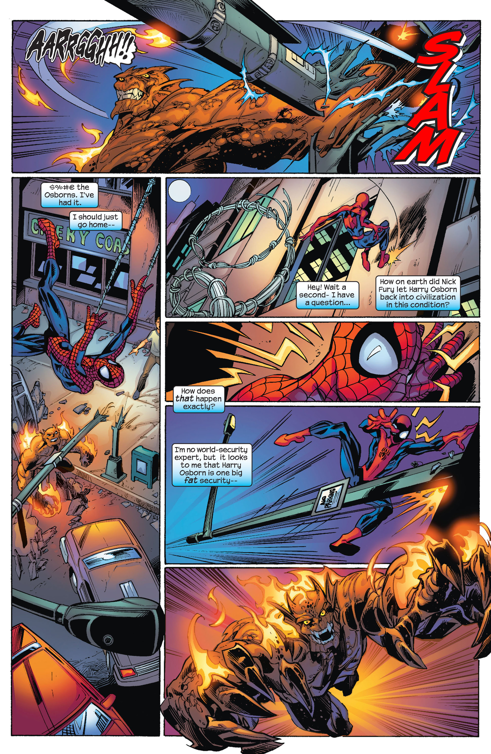 Ultimate Spider-Man (2000) Issue #76 #80 - English 12