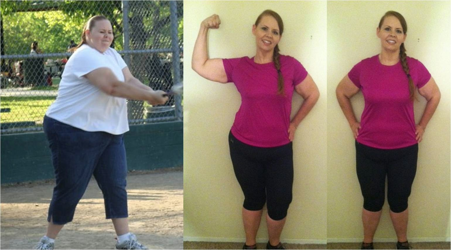 Fitness And Health Gym To Weight Loss: Before And After Weight Loss ...