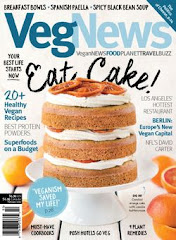 Check out one of our food photos in the current issue of VegNews Magazine on page 48!