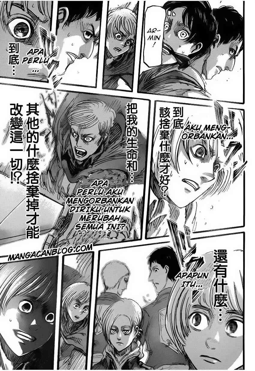 Komik shingeki no kyojin 049 - beban 50 Indonesia shingeki no kyojin 049 - beban Terbaru 29|Baca Manga Komik Indonesia|Mangacan