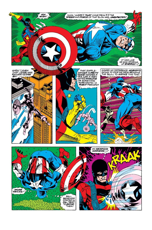 Captain America (1968) Issue #393 #326 - English 21