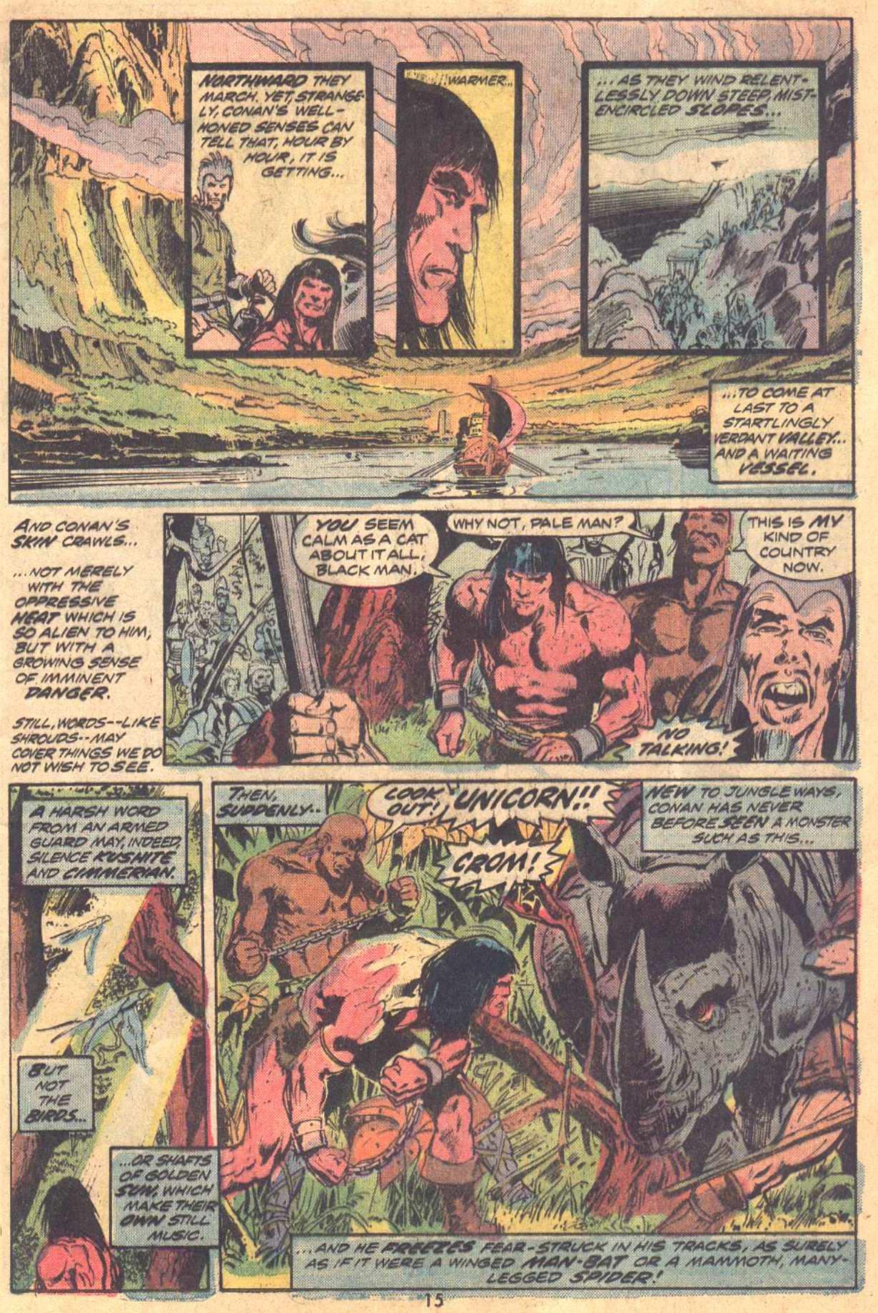 Conan the Barbarian (1970) Issue #37 #49 - English 10