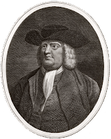 Portrait of Quaker William Penn