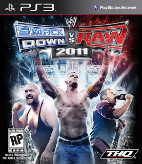 WWE SmackDown vs Raw 2011 ( MEDIAFIRE ) PS3 ISO